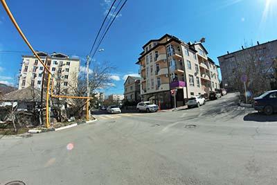 Район ул. Орджоникидзе