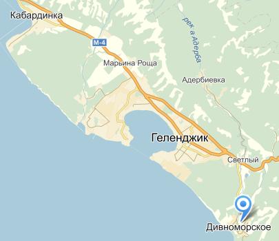 Дивноморское