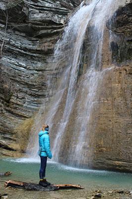 Долина 100 водопадов, Геленджик