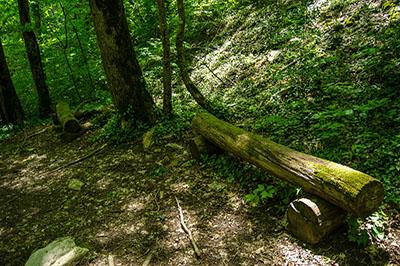 Дольмены и водопады села Пшада, Геленджик