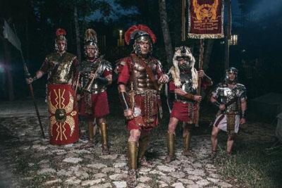 Парк «Римская империя», Геленджик