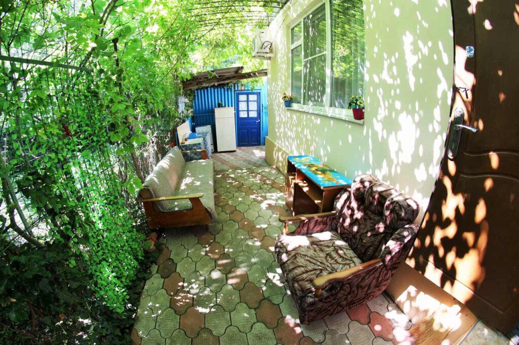 Двор (дом под ключ)