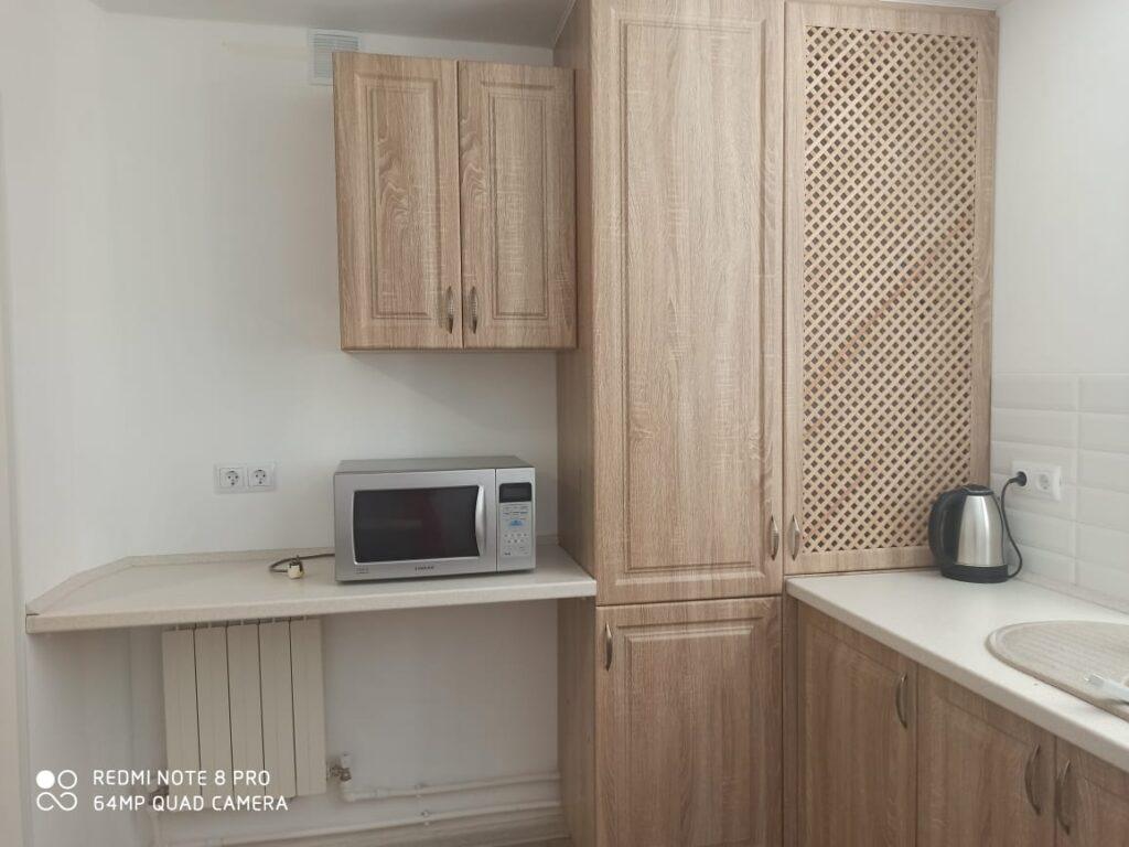 Общая кухня для пяти номеров стандарт