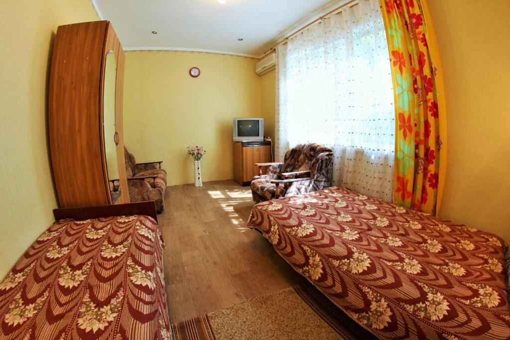 Спальня 2 (дом под ключ)