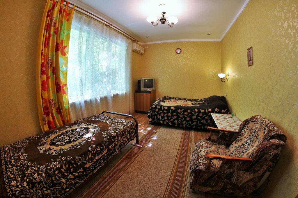 Спальня 1 (дом под ключ)