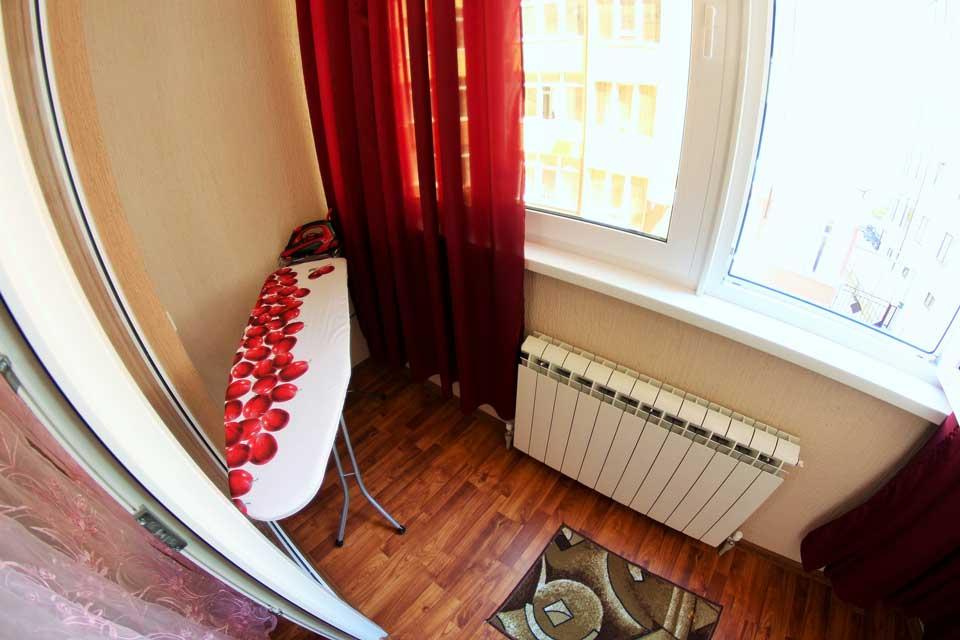 2 балкона