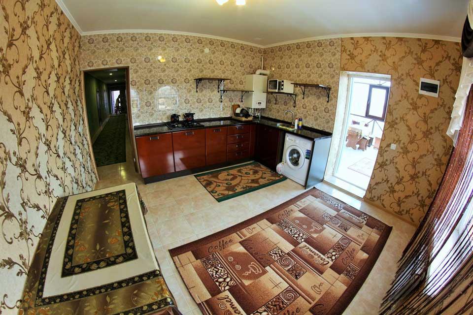 Кухни на этажах под ключ