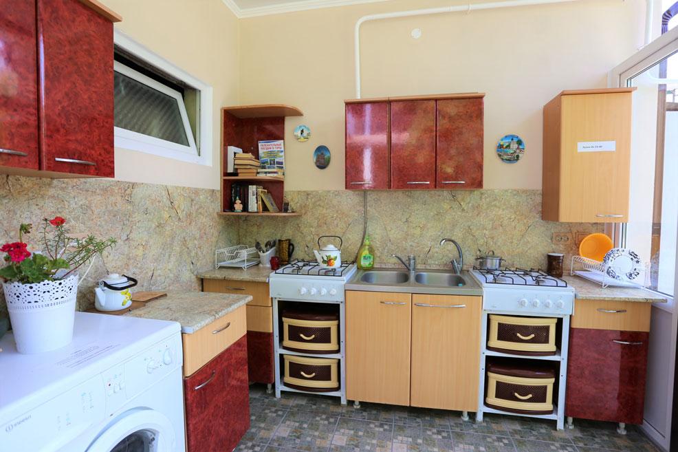 Общая летняя кухня