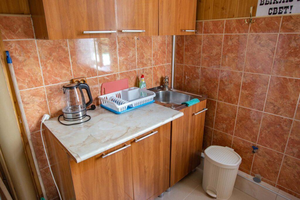 Мини-кухни на этажах